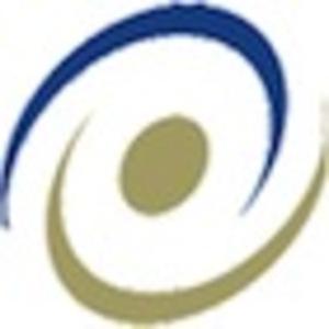 Percept research logo 70 center swirl